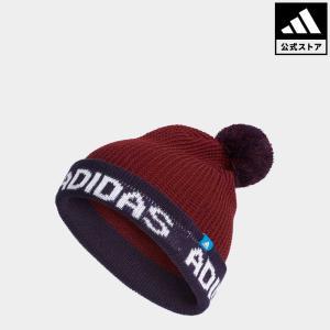 セール価格 アディダス公式 アクセサリー 帽子 adidas adicross ADIDASロゴビーニー【ゴルフ】|adidas