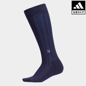 セール価格 アディダス公式 アクセサリー ソックス adidas adicross クラブロゴウォームソックス ロング【ゴルフ】|adidas