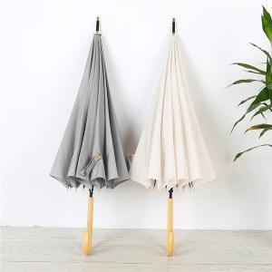 傘レディース長傘風に強い傘おしゃれかわいいジャンプ傘かさカサ16本骨地味シンプル丈夫耐風便利|adlibitum