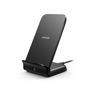 Anker PowerWave 7.5 Stand (5W / 7.5W / 10W Qi ワイヤレ...