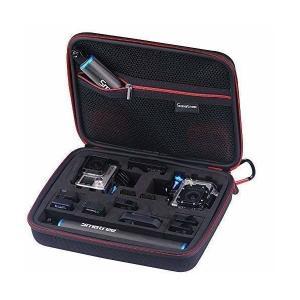 Smatree GoPro Hero 7/6/5/4/3+/3/2収納ケース 携帯便利 防震 防塵|adnext