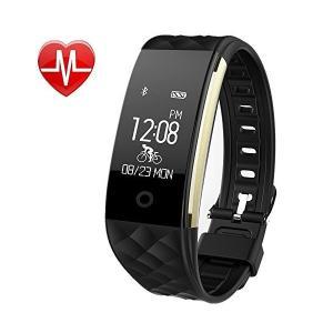 スマートブレスレット Apexstar 歩数計SNS /Line/電話着信通知 睡眠計、カロリー計測、IP67防水 Iphone/Androidに対 adnext