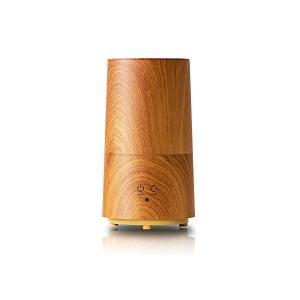 PRISMATE(プリズメイト) アロマ超音波式加湿器 Tall -wood-(トール-ウッド) BBH-61W (OPN(オールドプレーン))|adnext