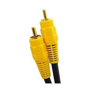 フジパーツ AVケーブル 1ピン-1ピン 10m FVC-124E adnext