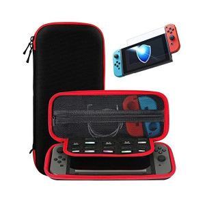 Nintendo Switch 収納 ケース SHareconn ハード キャリング ハンドバッグ ...