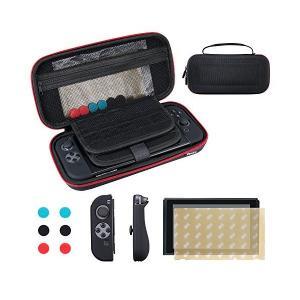 Vemico Nintendo Switch ケース スイッチ ケース 任天堂スイッチ用のキャリング...