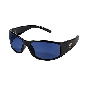 Smith and Wesson Safety Glasses (21307), Elite Safety Sunglasses, Blue Mir|adnext