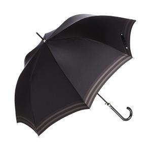 [ランバン オン ブルー]ランバン オン ブルー/雨傘 / 長傘/耐風 / ツイルボーダー21-084-07570-03-74-65 メンズ|adnext