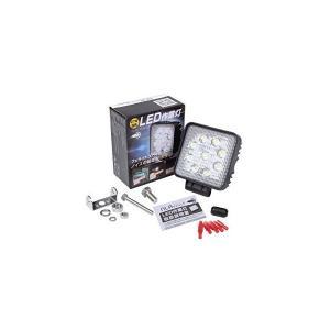作業灯 led 27W ワークライト 投光器 12v/24V(10V70V までOK)防水IP67/65【NLAセレクト】|adnext