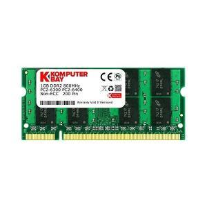 Komputerbay 1GBメモリ DDR2 800MHz PC2-6400  200pin  SODIMM ノート パソコン用 増設メモリ|adnext