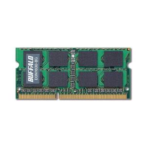 BUFFALO PC3-12800 204Pin DDR3 SDRAM S.O.DIMM 8GB D3N1600-8G|adnext
