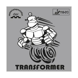 【新世代の卓球アンチラバー】トランスフォーマー (黒, 1.0mm)|adnext