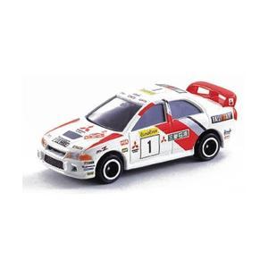 トミカ 三菱 ランサーエボリューション・WRCタイプ 104|adnext