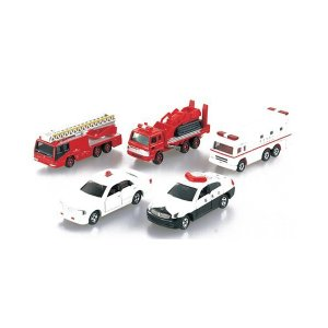 トミカギフト 緊急車両セット3|adnext