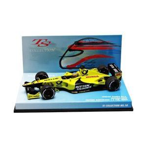 ミニチャンプス [1/43] Jordan Honda(ジョーダン・ホンダ) EJ12 2002 Japanese GP Suzuka Octobe|adnext