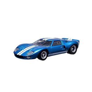 ☆ グリーンライト 1/43 フォード GT40 1969 Fast&Furious V (ワイルドスピード MEGA MAX) ブルー/ホ|adnext