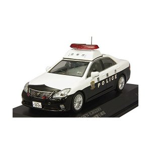 RAI'S 1/43 トヨタ クラウン 警視庁所轄署地域警ら 築3 完成品|adnext