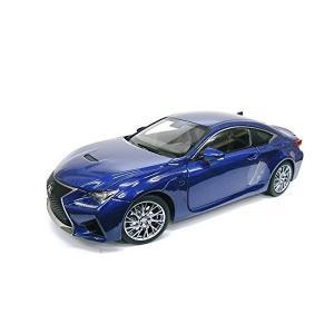 Lexus特注 1/18 レクサス RC F (ブルー) 2015|adnext