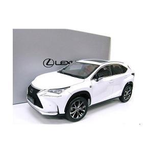 Lexus特注 1/18 レクサス NX 200t Fスポーツ (ホワイト) 2014|adnext