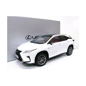 Lexus特注 1/18 レクサス RX 200t Fスポーツ (ホワイト) 2016|adnext
