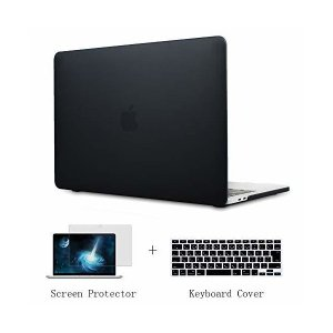 TwoL 2016 2017 2018 MacBook Pro 15 Touch Bar用スナップ式 排気口 PCハードケースシェルカバー 15 イ|adnext