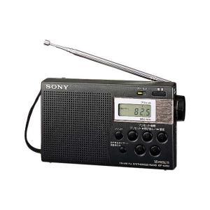 SONY ICF-M260 FMラジオ (ブラック) adnext