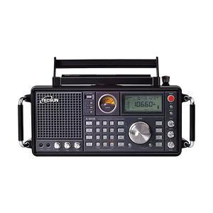TECSUN S-2000 FMステレオ/AIR/LW/MW/SW SSB・エアバンド PLLシンセサイザーワールドバンドレシーバー 短波ラジオ プ adnext
