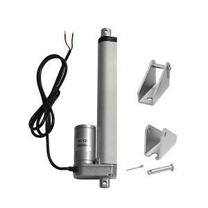 ECO-WORTHY 電動 シリンダ アクチュエーター コンバイン トラクター 農業機器用 200mm|adnext
