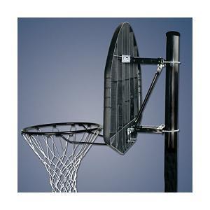バスケット ゴール ミニバス~一般サイズ対応 マウンティングブラケット 8406SCNR 素材:プラスチック|adnext