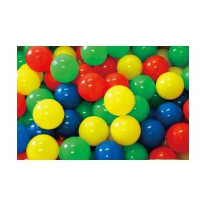 TOEI LIGHT(トーエイライト) PEボール70(A) B3220 ボールプール/ハウス用ボール 計500個1組 CEマーク付 食品衛生法規格|adnext
