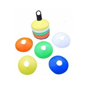 5色各10個 50枚セット ディスクコーン マーカーコーン|adnext