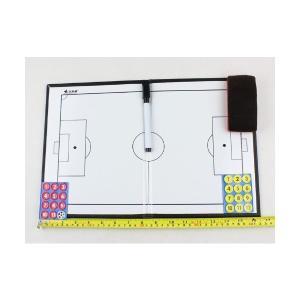 サッカー フットサル 作戦盤 折りたたみ タクティックボード|adnext