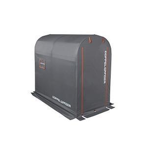 DOPPELGANGER(ドッペルギャンガー) ストレージバイクガレージ 交換用カバーMサイズ自転車・モーターサイクル用 屋外簡易車庫 DCC496|adnext