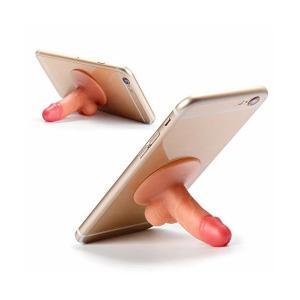 Luvkis 限定版 携帯スタンド マスホスタンド オークス スマホグリップ スマホ タブレット用 落下防止 DILDO 1インチ|adnext