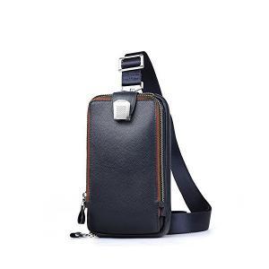 (ピ・トラベル) P.travel メンズ ボディバッグ 本革 レザー ショルダーバッグ 大容量 カバン 鞄 斜め掛け カジュアル バッグ ショルダ|adnext