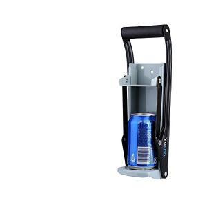 空き缶潰し器 空き缶つぶし器 缶クラッシャー 缶潰し器 かさばる空き缶をコンパクトに圧縮! コンパクトに 省スペース 約幅18.5×奥行8×高さ32|adnext
