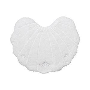 ルソンドラメール トイレマット ホワイト 60×75cm|adnext