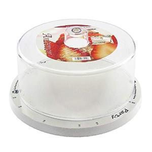 パール金属 日本製 ケーキ 回転台 プレート & 保存 カバー セット アンテノア D-35...