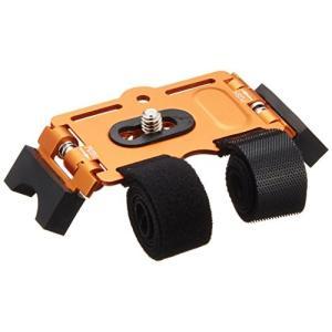 METRIX カメラマウントデジカメ用コンパクト アクションマウント PS-13A オレンジ PS-...