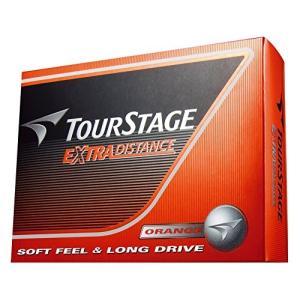 BRIDGESTONE(ブリヂストン) ゴルフボール TOURSTAGE エクストラディスタンス 1...