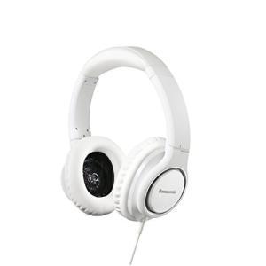 パナソニック 密閉型ヘッドホン ハイレゾ音源対応 ホワイト RP-HD5-W