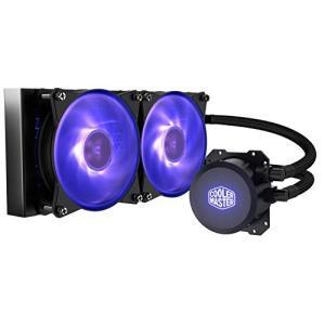 Cooler Master MasterLiquid ML240L RGB 水冷CPUクーラー [I...