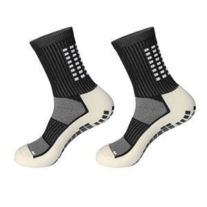 スポーツ靴下 メンズ レディース トレーニング サッカー ソックス バスケットボール テニス バドミ...