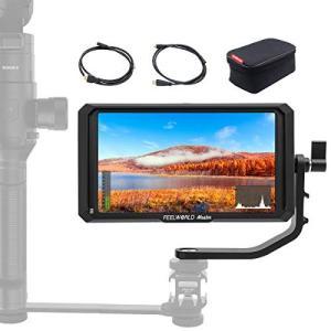 液晶フィールドモニター FEELWORLD Master MA5 カメラ用撮影モニター 5インチIP...