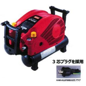 マックス エアーコンプレッサ 常圧チャックx2 AK-LL9700E |ado-gu