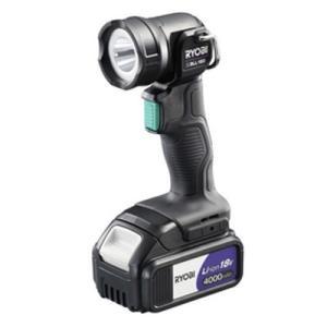 リョービ充電式LEDライト18V本体のみBLL-180|ado-gu