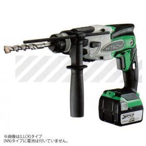 HiKOKI(日立工機) コードレスロータリーハンマードリル 電池・充電器・ケース別売 DH14DSL(NN)(L) グリーン   14.4V|ado-gu