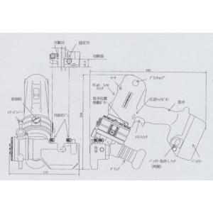 亀倉精機コードレスハードカッター(全ねじカッター) DW-408B|ado-gu|04