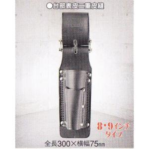 ニックス(KNICKS) チェーン式ポンププライヤ・ペンチホルダー KB-201PADX ado-gu