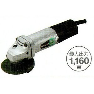 HiKOKI(日立工機) ディスクグラインダ  100mm 強力形 PDA-100J|ado-gu
